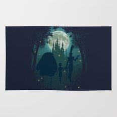 Midnight Stroll Rug