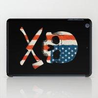 American P$yscho iPad Case