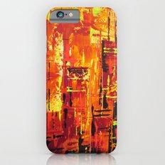 Chicago Fire iPhone 6 Slim Case