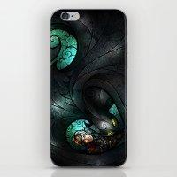 The Alpha iPhone & iPod Skin