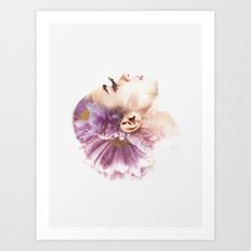 We Are All Made Of Flowe… Art Print