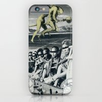 iPhone & iPod Case featuring Witchery Mocks with Flight by oldsilverwargun