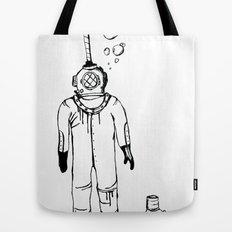 DEAP SEA Tote Bag