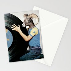 Vinyl life Stationery Cards