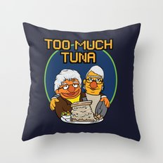 Oh, Hello Throw Pillow