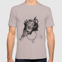 P.O.A.M (Portrait Of A M… Mens Fitted Tee Cinder SMALL