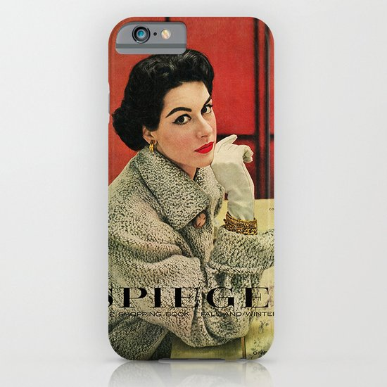 1953 Fall/Winter Catalog iPhone & iPod Case