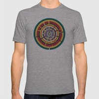 Lost In Color Mens Fitted Tee Athletic Grey SMALL