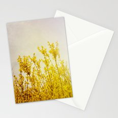 And it Was All Yellow Stationery Cards
