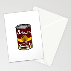 Schrute Fresh Cut Sliced Beets  |  Dwight Schrute  |  The Office Stationery Cards