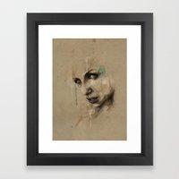 [Dush] Framed Art Print