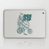 Ride Or Don't! Laptop & iPad Skin