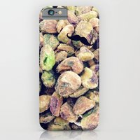 iPhone & iPod Case featuring PiSTASHio  by Christine Leanne