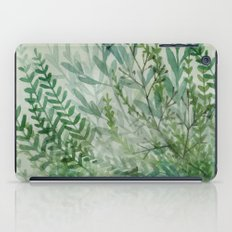 Ferns and Fog iPad Case