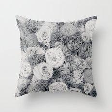 Bouquet Throw Pillow