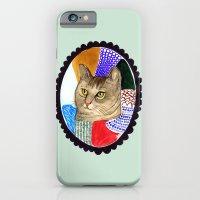 KITTY / TABBY iPhone 6 Slim Case
