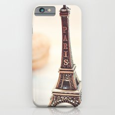 Macaron and Mini Eiffel Tower iPhone 6s Slim Case