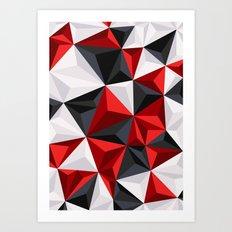 Cairo (Diamond #02) Art Print
