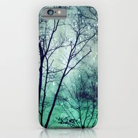 iPhone & iPod Case featuring Wintergreen Twilight by Kim Fearheiley Photography