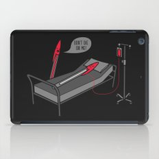 Don't Die On Me iPad Case