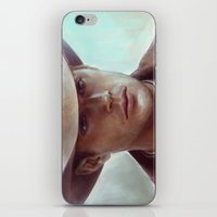Dean Winchester from Supernatural iPhone & iPod Skin