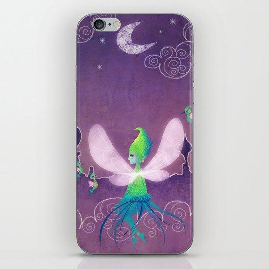 Toothiana iPhone & iPod Skin