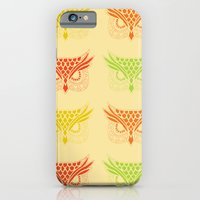Owl Tribe iPhone 6 Slim Case