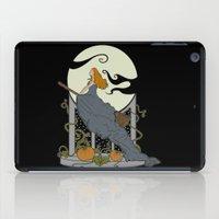 Halloween Nouveau iPad Case