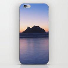 Rocky Sunset iPhone & iPod Skin