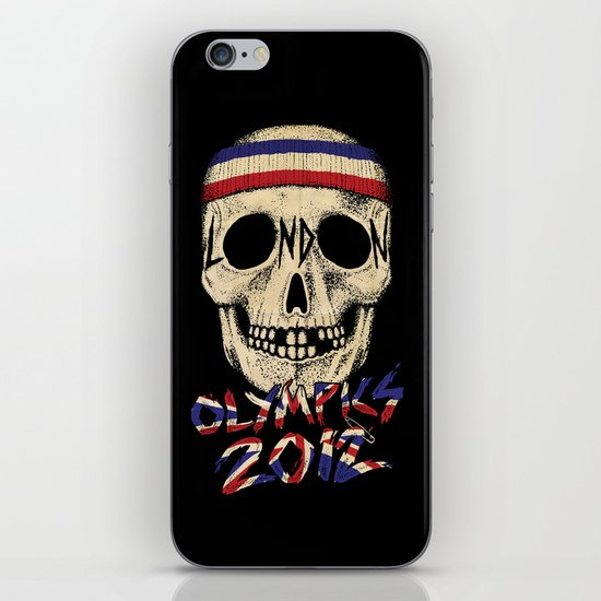 London Olympics 2012 iPhone & iPod Skin