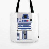 AstroMech Tote Bag