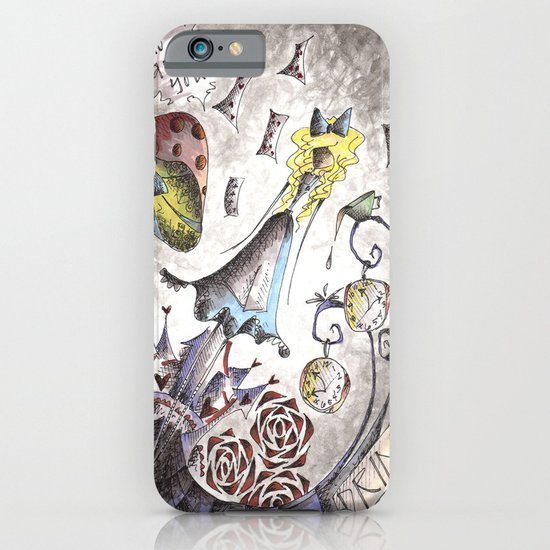 We're All Mad iPhone & iPod Case