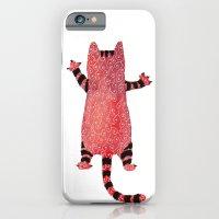 Red Cat iPhone 6 Slim Case