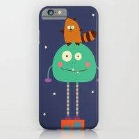 iPhone & iPod Case featuring Moncho by Milanesa