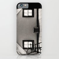 iPhone & iPod Case featuring The Room Upstairs by SilverSatellite