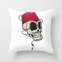 Long Live The Sultan Throw Pillow