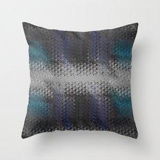Electric Energy Throw Pillow