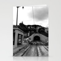 Duboce Tunnel Again Stationery Cards