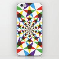 Star Space iPhone & iPod Skin