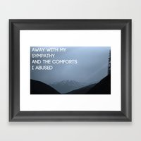 MS-005 Framed Art Print