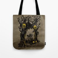 Trip to Enchanted Forest Tote Bag