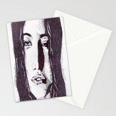 ??? Girl Stationery Cards