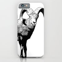 iPhone & iPod Case featuring Ram Stamp  by ARTNOIS Magazine