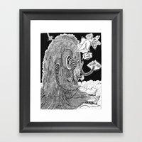 R.I.Puppy  Framed Art Print