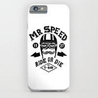 Mr. Speed iPhone 6 Slim Case