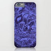 iPhone & iPod Case featuring Fall Remains by mark kowalchuk
