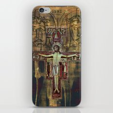 Crucifixion iPhone & iPod Skin