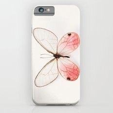 Pink Glasswing iPhone 6s Slim Case