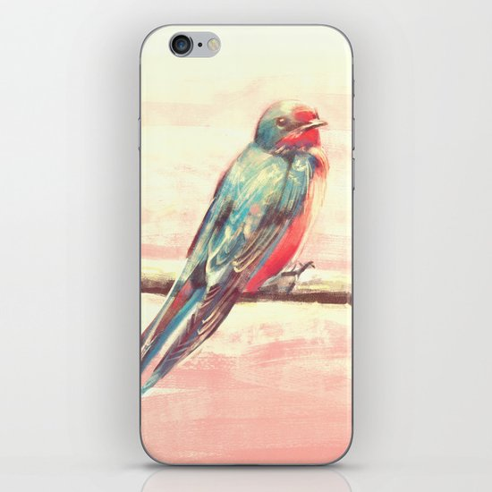 Carry Your Heart iPhone & iPod Skin
