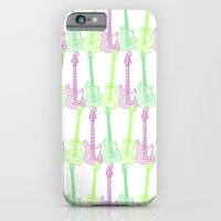 Guitars and colors 2 iPhone 6 Slim Case